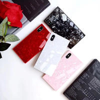 おしゃれ スクエアケース アイフォンケース 韓国 おすすめ シンプル iPhone 6 6プラス 7 7プラス 8 8プラス X XS iPhone8 iPhoneX iPhoneXS