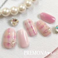 【10枚セット】チェック(ピンク) /SET210-219