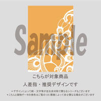 【人差指用】ペールパステルレース(オレンジ)/1151