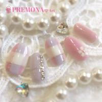 【10枚セット】ペールパステルチェック(ピンク)/SET1070-1079