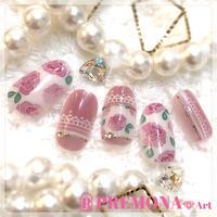 【10枚セット】ロマンスローズ(ピンク)/SET1370-1379