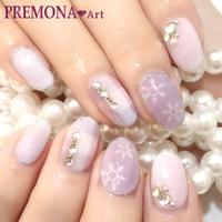 【10枚セット】雪の結晶&チェック/SET860-869