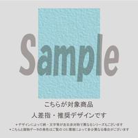 【人差指用】ペールパステルチェック(ブルー)/1061