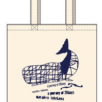 武川雅寛Masahiro Takekawa   tote bag