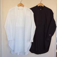 CLOCHE コットンフロントヨークシャツ