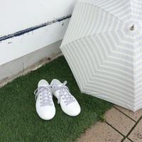 PVCレインスニーカー(靴紐2色付き)
