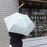 w.p.c 小花柄折りたたみ傘