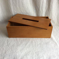 クレエ 木製ティッシュボックス
