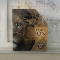 アニマルビッグパズル/ライオン