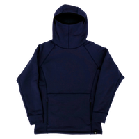 POWER STRETCH PRO HOODY / NAVY