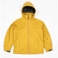 P.YETI JACKET (KID'S MODEL) Color:MUSTARD