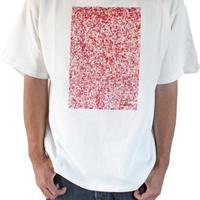 T-shirt <White×Mondofil>