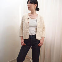 loop bijoux Cardigan off white