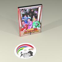 「世襲戦隊カゾクマン3」DVD