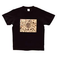 「マミィ!」Tシャツ【黒】
