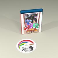 「世襲戦隊カゾクマン3」Blu-ray