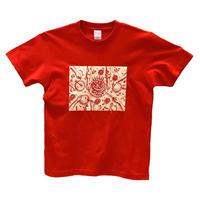 「マミィ!」Tシャツ【赤】