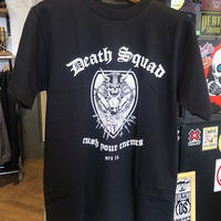 DEATH SQUAD CRUSH YOUR ENEMIES Tシャツ