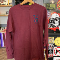 Cycle Zombies COIL L/S Tシャツ