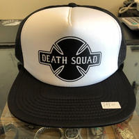DEATH SQUAD INDY FOAM メッシュキャップ