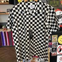 LURKING CLASS CHECKER S/Sシャツ