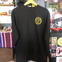 Cyclezombies FLAME BOY L/S Tシャツ