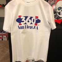 360° SPORTS WEAR Tシャツ