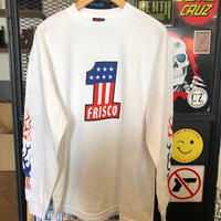 415Clothing Frisco #1 L/S Tシャツ