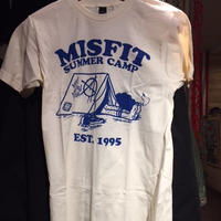 VANS WARPED TOUR MISFIT SUMMER CAMP Tシャツ