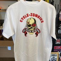 Cycle Zombies BITE IT Tシャツ