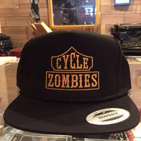 Cycle Zombies BLACKLIST スナップバックキャップ