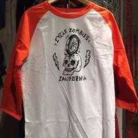 Cycle Zombies RIMJOB ラグランシャツ