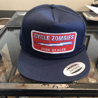 Cycle Zombies JUNKDEALER スナップバックキャップ