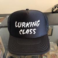 LURKING CLASS ロゴメッシュキャップ