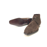 ARISTO primo | A85 D.Brown Suede