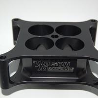 WILSON キャブレタースペーサー2インチ テーパータイプ