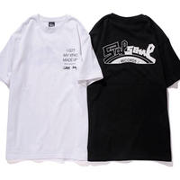 SALSOUL Records × STUSSY TEE