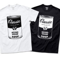 "Classic Music Company ""CAN"" TEE - ROUNDHOUSE edit"