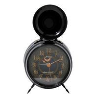 Bugle Clock Lace BK [ビューグルクロック・レース BK] BLACK/黒