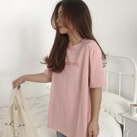シンプルTシャツ T1014
