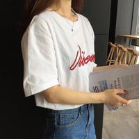 刺繍Tシャツ T1006