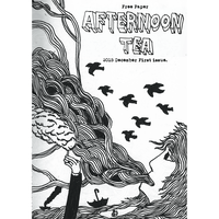 Free Paper Afternoon Tea #01