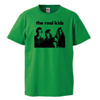 【The real Kids /リアルキッズ】 5.6オンス Tシャツ/GR/ST- 624