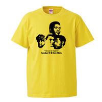 【Booker T. & the M.G.'s/time is tight】5.6オンス Tシャツ/YL/ST- 657