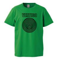 【VERTIGO/ヴァーティゴ】5.6オンス Tシャツ/GR/ST- 665