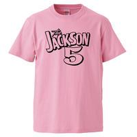 【ジャクソン5/JACKSON 5】5.6オンス Tシャツ/PK/ST- 662