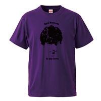 【syd barrett is my love/シド・バレット】5.6オンス Tシャツ/PL/ST-404
