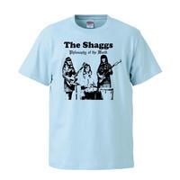 【The Shaggs/ザ・シャッグス 】5.6オンス Tシャツ/LB/ST- 614