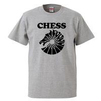 【Chess Records/チェス・レコード】5.6オンス Tシャツ/GY/ST- 429