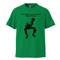 【 Hound Dog Taylor and The HouseRockers/ハウンドドッグテイラー】 5.6オンス Tシャツ/GR/ST- 379